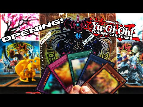 "*FACTORY ERROR ALL SECRET RARE BOOSTER PACK?* "" BEST PREMIUM PACK 1 BOOSTER BOX YUGIOH OPENING EVER!"