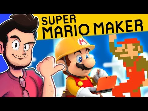 Download Super Mario Maker and its Legacy - AntDude