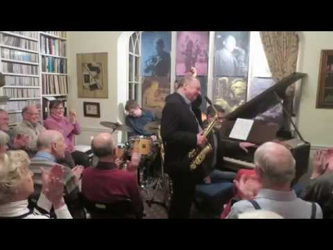 The  Is You  Alan Barnes with David Newton Quartet