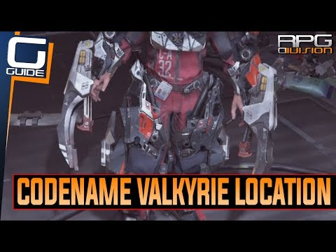 The Surge - Codename Valkyrie Weapon Location