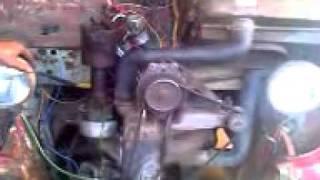 DKW Auto Union 61 Acelerando (VENDO MOTOR, CAJA Y TREN DELANTERO COMPLETO)
