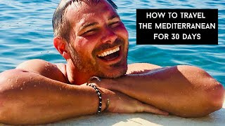 Backpacking ITALY, GREECE and MALTA on a BUDGET | My EUROPEAN TRAVEL VLOG