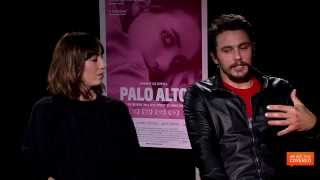 Palo Alto Interview With James Franco and Gia Coppola [HD]