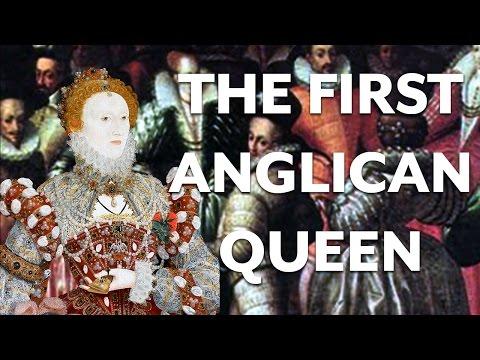 Elizabeth I and Anglicanism