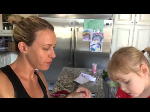EXOTIC Fruit-HCLF VEGAN Rambutan taste test with Charlize