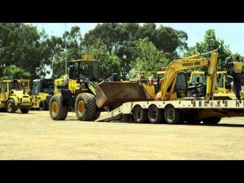 Earthmoving & Construction Equipment Hire | Civil & Mining
