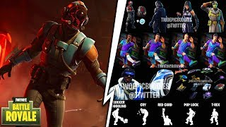 NEW FORTNITE FILTERED SKINS:World Battle Royale 2018 Fortnite (SKIN TAQUILLAZO)