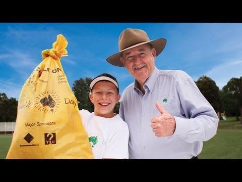 Clean Up Australia Day 2012 TV CSA