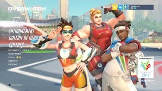 OVERWATCH : EVENT SUMMER GAMES REVIEW [WITHOUT COMMENTARY]