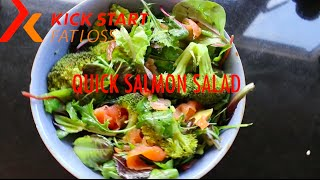Ksfl Quick Salmon Salad