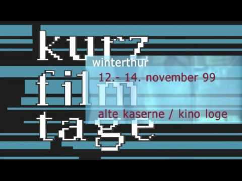 Trailer 1999 - 3th International Short Film Festival Winterthur