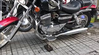 Bán moto côn tay Rebel 170cc, giá 31,5tr (Rebelusa). Tel : 0902995088.