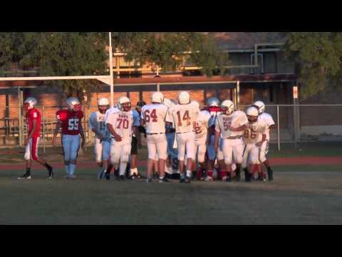 Dylan Villalon Fullback Madison High School