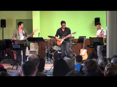 Sum 41 Pieces cover école de musique longuenesse
