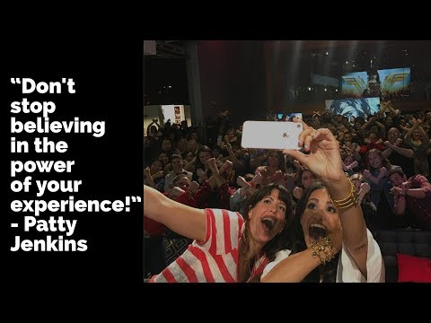 Wonder Woman Director Patty Jenkins Held a Master Class at YTSLA
