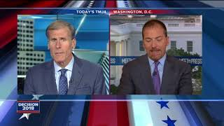 NBC's Chuck Todd weighs in On Wisconsin U.S. Senate Primary