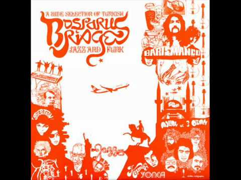 Funk Turco - Ay Battı (Se Puso La Luna) de Fikret Kızılok  (1974)