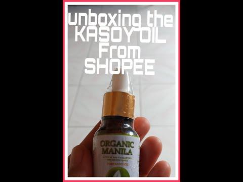 Unboxing the parcel #KASOY OIL# SHOPEE# Lauren Insightful TV