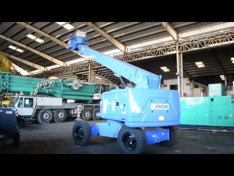 Aichi manlift SP25B Philippines