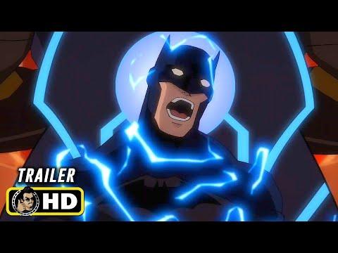 JUSTICE LEAGUE DARK: APOKOLIPS (2020) Trailer [HD] DC Animated Movie