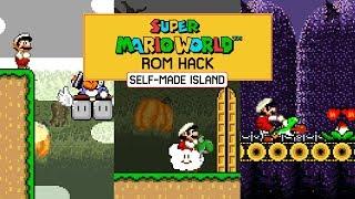 A Halloween Adventure | Hack of Super Mario World (2009)