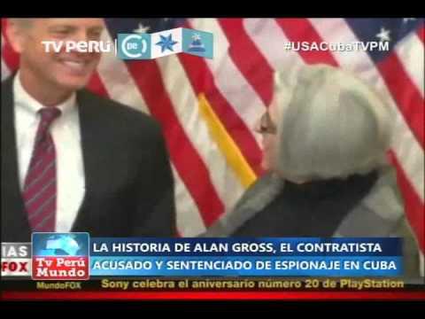 La historia de Alan Gross, el contratista estadounidense liberado por Cuba