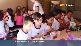 O Recanto Infantil Luluzinha de Araçatuba está na Lista Mais.