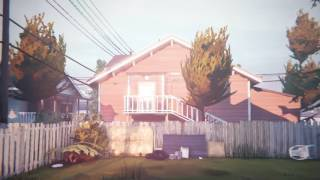 The Beauty Of Life Is Strange • Chloe's House (Ambience, Relax, ASMR)