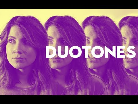 How to Create the DUOTONE EFFECT | Photography Tips