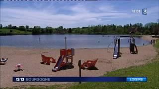 Côte-d'Or : l'étang Fouché à Arnay-le-Duc est labellisé