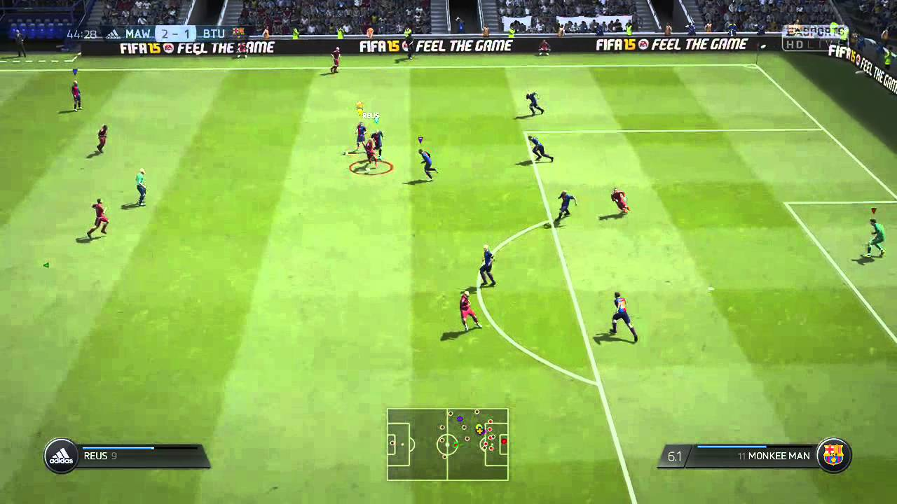 Download FCL Masters at Work Vs BetterThanYou99