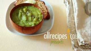 Quick Leek And Potato Soup Recipe - Allrecipes.co.uk