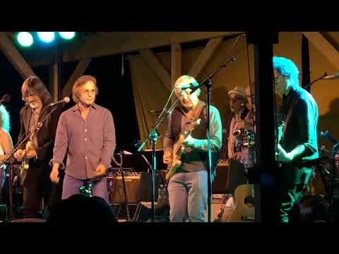 OPHELIA - JACKSON BROWNE AND THE MIDNIGHT RAMBLE BAND