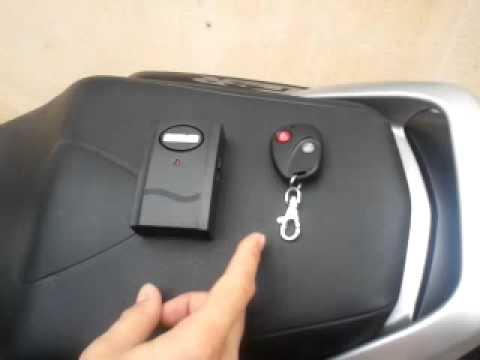 Resultado de imagen de alarma moto sin instalacion