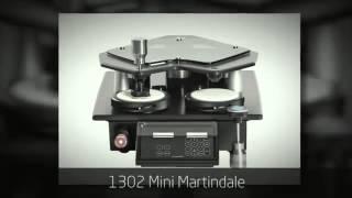 Martindale serie 1300 - Abrasion et boulochage des textiles