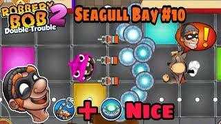 Robbery Bob 2 Hack Seagull Bay With 500 RC Car Part 10