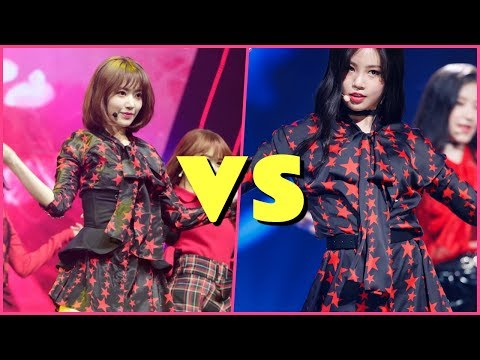 Who Wore It Better IZONE's Sakura Or (G)I-DLE's SooJin