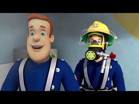 Eine Vergessene Küche Retten ⭐️ Feuerwehrmann Sam   1 Stunden Marathon   Kinder Cartoon
