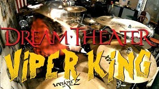 DREAM THEATER - VIPER KING - DRUM COVER (FROM THE NEW ALBUM!!!!)