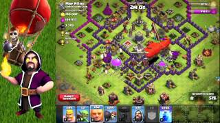 Ich greife mich an !? || Über 900 Truppen!!! || Clash of Clans || Deutsch || ios