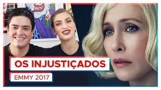 Os injustiçados do EMMY 2017 feat Série Maníacos