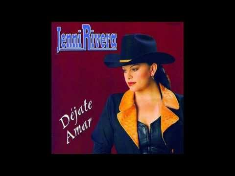 Jenni Rivera - Wasted Days & Wasted Nights (Dejate Amar)