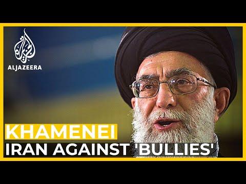Khamenei: 'Last night we slapped the US in the face'