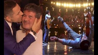 2 GOLDEN BUZZERS: EMOTIONAL MAGIC & FATHER + SON On BRITAIN