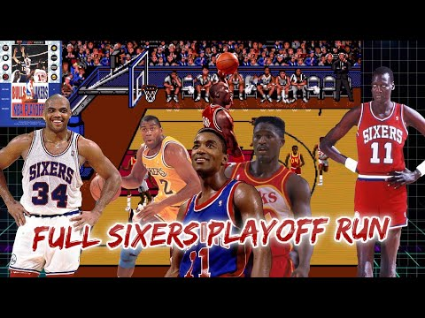 bulls-vs.-lakers-and-the-nba-playoffs(genesis)-full-philadelphia-76ers-playoff-run.-(barkley,-bol)