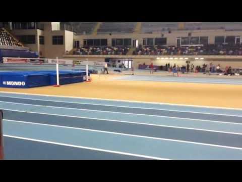 İstanbul salon deneme yarışması 400mt