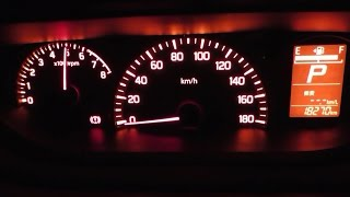 新型ソリオG(2017) 0~160km フル加速