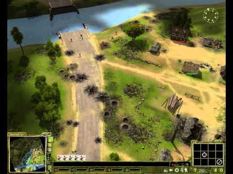 Sudden Strike III: Arms for Victory Deutsche Kampagne: Schlacht um Caen Episode 1: The Defense