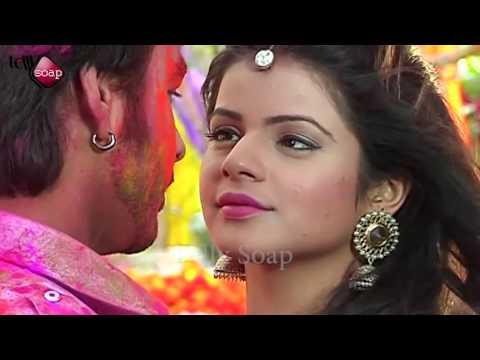 Thapki Pyaar Ki: Thapki And Bihan's Hot Romance Scene On Holi Festival