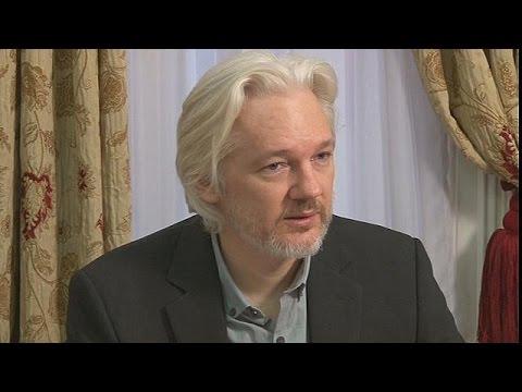 Relação confirma mandado de detenção contra Assange